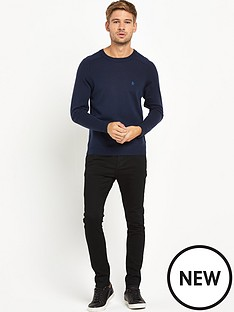 original-penguin-original-penguin-esquire-merino-knit-jumper