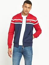 Naso Stripe Mens Track Top