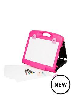 travel-art-easel-pink