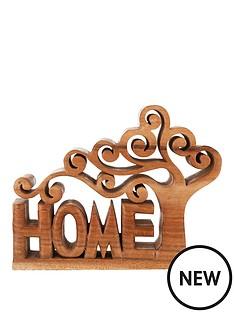 wooden-home-sculpture
