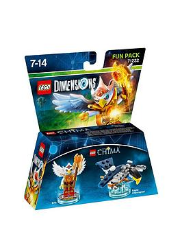 Lego Dimensions Fun Packs  Lego Chima Eris