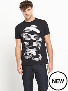 fly53-skull-short-sleevenbspt-shirt