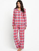 FLANNEL PJ CHECK