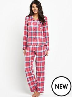 sorbet-flannel-pj-check