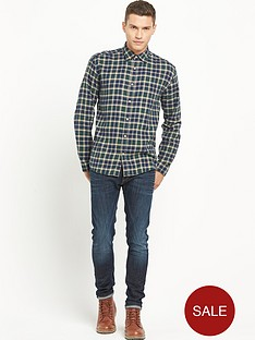 selected-selected-shradley-check-shirt