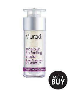 murad-free-giftnbspinvisiblur-perfecting-shieldnbspamp-free-murad-skincare-set-worth-over-pound55nbsp