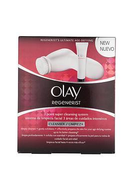 Olay Regenerist 3 Point Super Cleansing