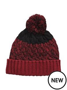 mens-bobble-beanie-hat-mulberry