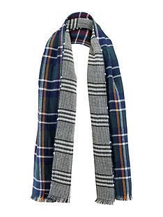 mens-reversible-midweight-tartan-scarf