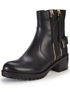 dune-pinder-leather-zip-biker-boot