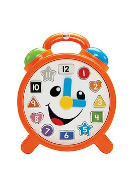 FisherPrice Laugh & Learn Counting Colours Clock