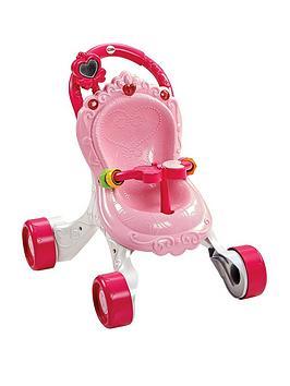 fisher-price-princess-stroller