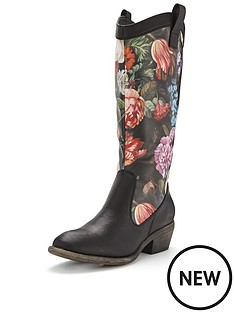 joe-browns-floral-cowboy-boot-dd