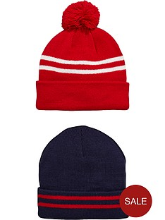 boys-striped-knitted-hats-2-pack
