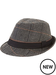 boys-check-trilby