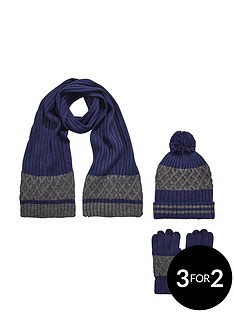 boys-fairislenbsppanel-scarf-gloves-and-hat-set-3-piece