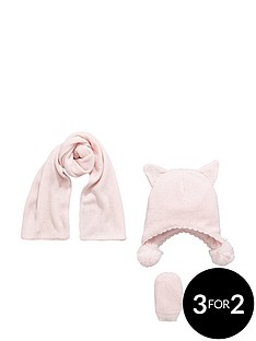 baby-girls-pin-knit-hat-scarf-and-mittens-set-3-piece