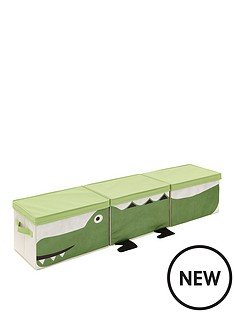 kidspace-ideal-kids-set-of-3-crocodile-storage-boxes