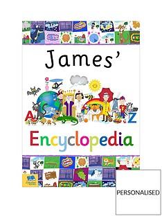 personalised-my-encyclopedia-softback