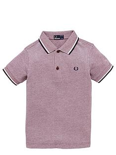 fred-perry-boys-short-sleeve-tipped-polo-shirt