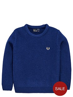 fred-perry-fred-perry-crew-neck-sweater