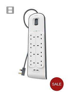 belkin-bsv804-8-way-2m-surge-protection-strip-with-2-x-24a-shared-usb-chargers