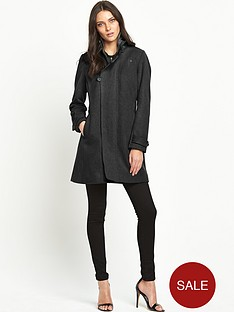 g-star-raw-wool-slim-coat-black