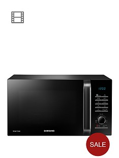 samsung-mc28h5135ckeunbsp28-litre-combi-microwave-oven-withnbspslim-frytrade-technology-and-3-year-samsung-parts-and-labour-warranty-black