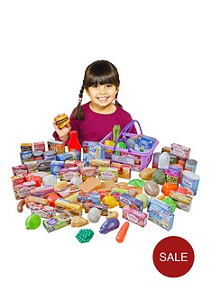 small-wonders-small-wonders-100-piece-shopping-basket