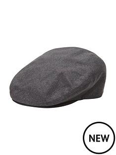 ted-baker-ted-baker-herringbone-flat-cap