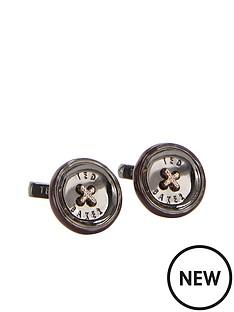 ted-baker-button-cufflinks