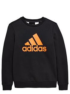 adidas-adidas-yb-essentials-logo-crew-neck-sweat