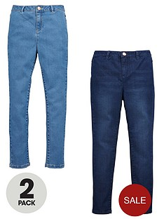 freespirit-girls-skinny-jeans-pack-of-2