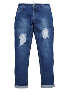 freespirit-girls-lace-detail-boyfriend-jeans