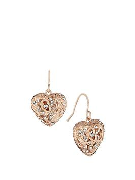 fiorelli-rose-gold-filigree-heart-drop-earrings-with-clear-crystals