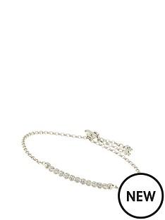 sterling-silver-white-cubic-zirconia-adjustable-slider-bracelet