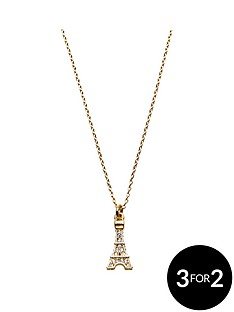 juicy-couture-pave-eiffel-tower-wish-necklace
