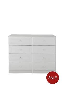 calando-4-4-drawer-chest