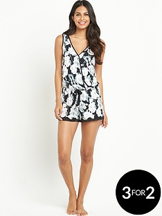 definitions-floral-playsuitbr-br
