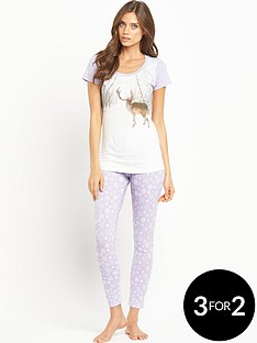 sorbet-stag-photograph-legging-set