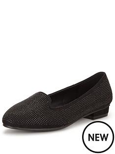 so-fabulous-so-fabulous-nancy-extra-wide-fit-stud-slipper-shoe