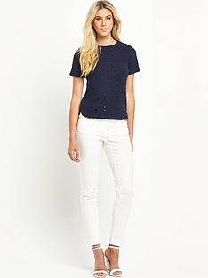 south-south-textured-jersey-top