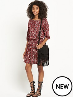 south-south-printed-boho-jersey-dress