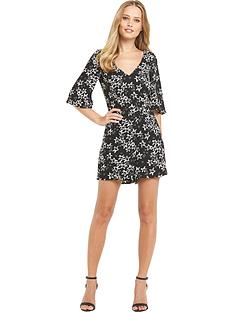 definitions-definitions-star-print-playsuit