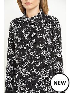 definitions-star-print-shirt-dress