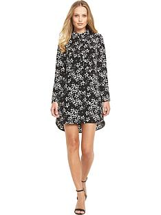 definitions-star-print-shirt-dress