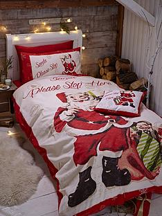 catherine-lansfield-retro-santa-christmas-duvet-cover-set