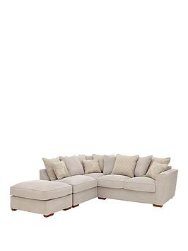 Patterson Left Hand Corner Group Sofa Bed