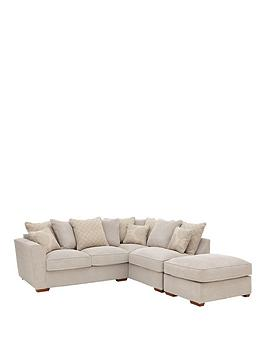 Patterson Right Hand Corner Group Sofa Bed