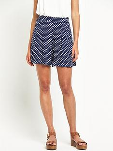 south-south-spotted-belted-jersey-shorts